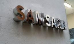 Letras corpóreas fabricadas íntegramente en acero inoxidable sin luz by Aplikados